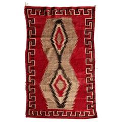 Navajo Ganado Textile, 1920s