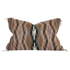 Navajo Indian Weaving Kidney Pillow