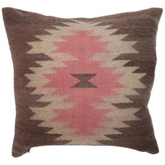Navajo Indian Weaving Pillow
