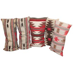 Navajo Indian Weaving Pillows /Individually