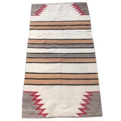 Navajo Indian Weaving / Saddle Blanket