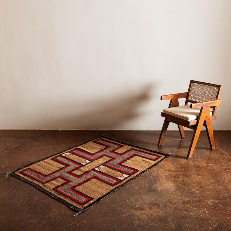 Native American Navajo Regional Textile, 1930s For Sale