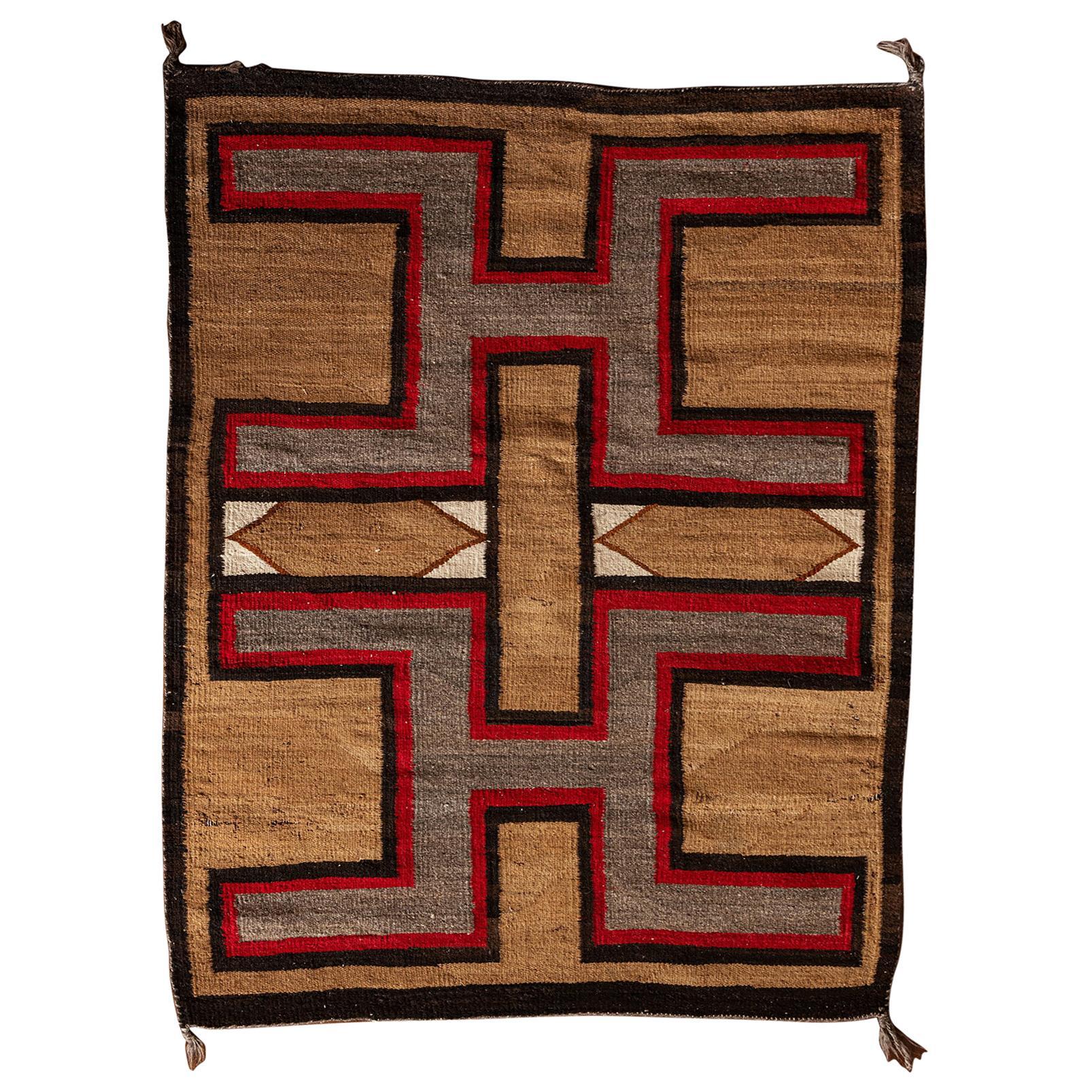 Navajo Regional Textile, 1930s