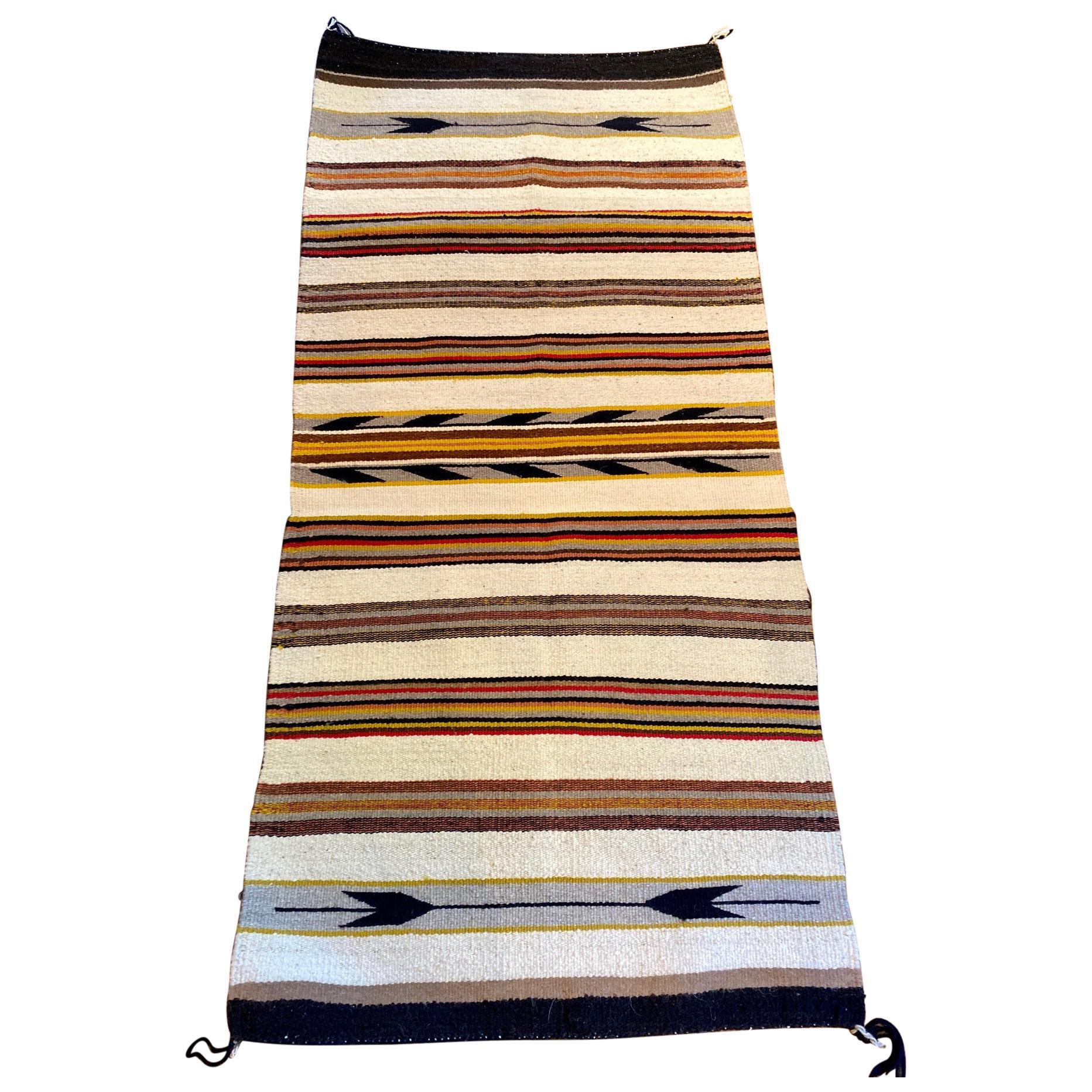Navajo Rug, circa 1920s