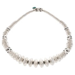 Navajo Sterling Necklace