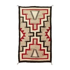 Navajo Storm Area Weaving