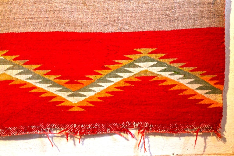 Navajo Transitional Blanket Circa 1880 1900 For Sale At