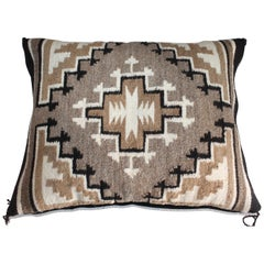 Navajo Two Grey Hills Pillow