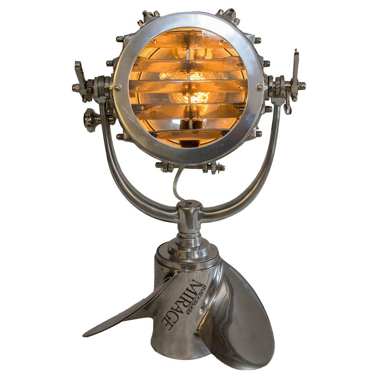 Naval Morse Code Light 'replica' For Sale
