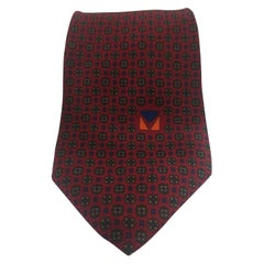 Nazareno Gabrieli multicoloured vintage tie