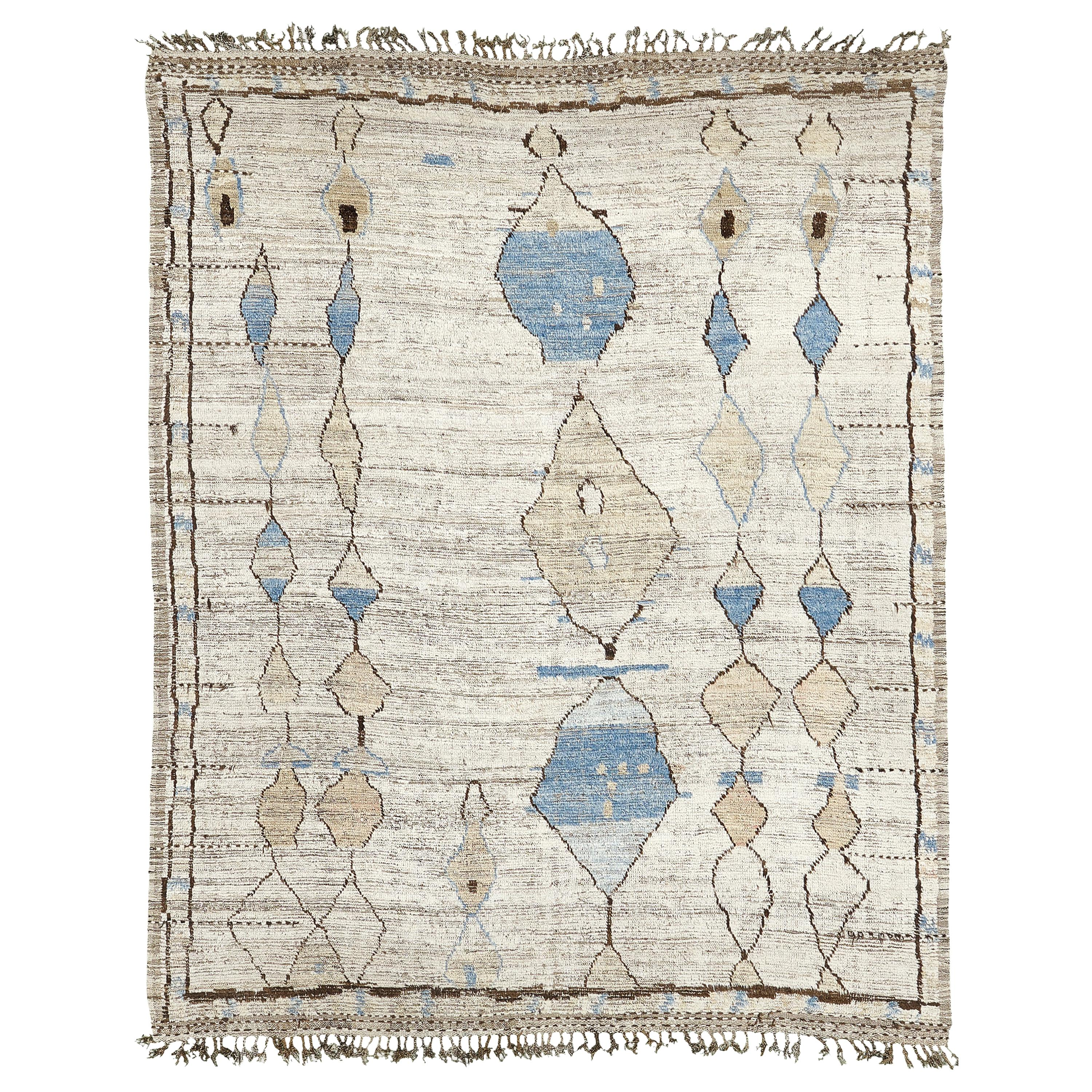 New And Custom Moroccan and North African Rugs