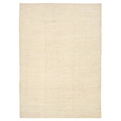 Nazmiyal Collection Caramel Color Modern Distressed Rug. 10 ft 2 in x 14 ft
