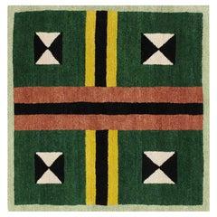 NDP24 Woollen Carpet by Nathalie Du Pasquier Post Design Collection/Memphis