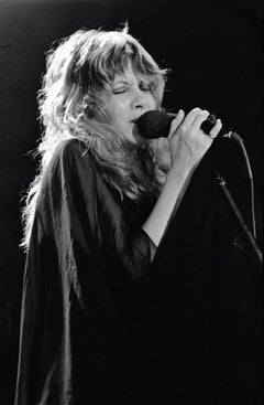 Stevie Nicks Performing with Fleetwood Mac Vintage Original Photograph