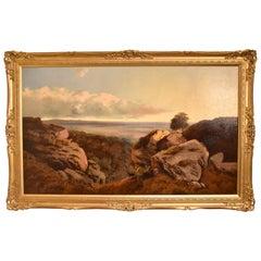 """Near York"" Oil Painting by Edward Niemann"