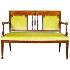 Neat Sofa from the Early 20th Century