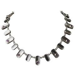 Necklace, Designed by Aarvo Saarela, Finland, 1965