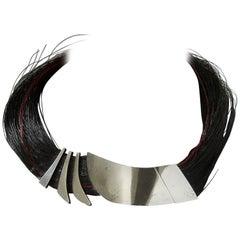 Necklace Designed by Annette Kraen, Denmark, 1980s