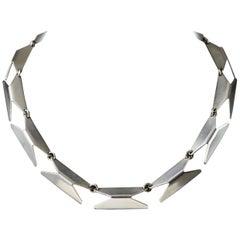 Necklace Designed by Bent Knudsen, Denmark, 1960s