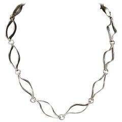 Necklace Designed by Nils Novén, Sweden, 1960s