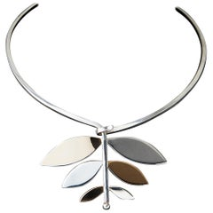 Necklace Designed by Sigurd Persson, Sweden, 1995