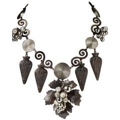 Necklace, Designed by Yves Saint Laurent
