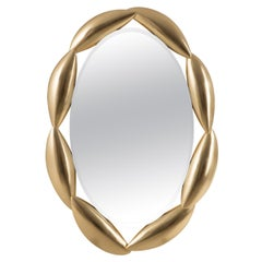 Necklace Gold Mirror