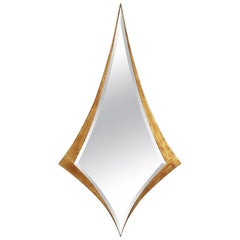 Needle Gold Mirror