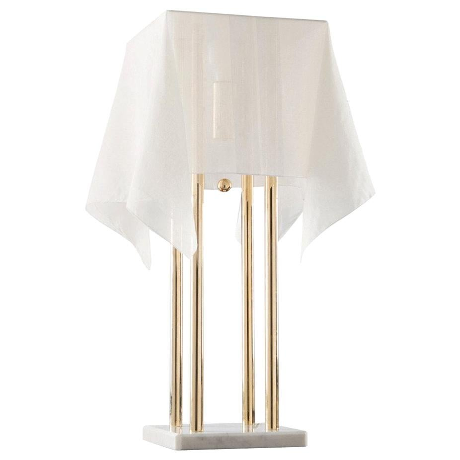 """Nefer"" Table Lamp by Kazuide Takahama for Sirrah"
