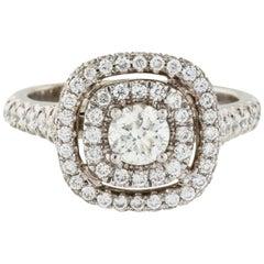 Neil Lane Engagement Ring with LEO Diamond 1.45 Carat