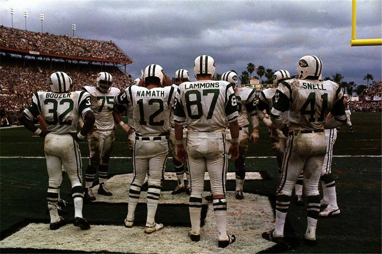 New York Jets vs Baltimore Colts, Super Bowl III
