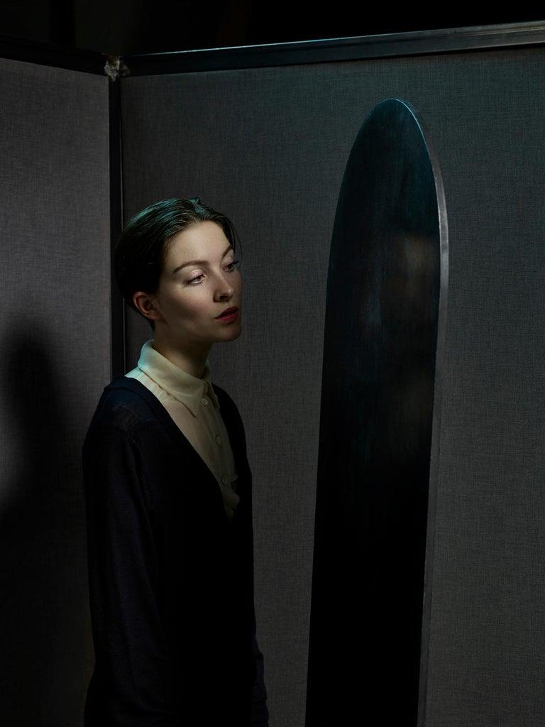 Nel Verbeke, Black Mirror In New Condition For Sale In  Los Angeles, CA
