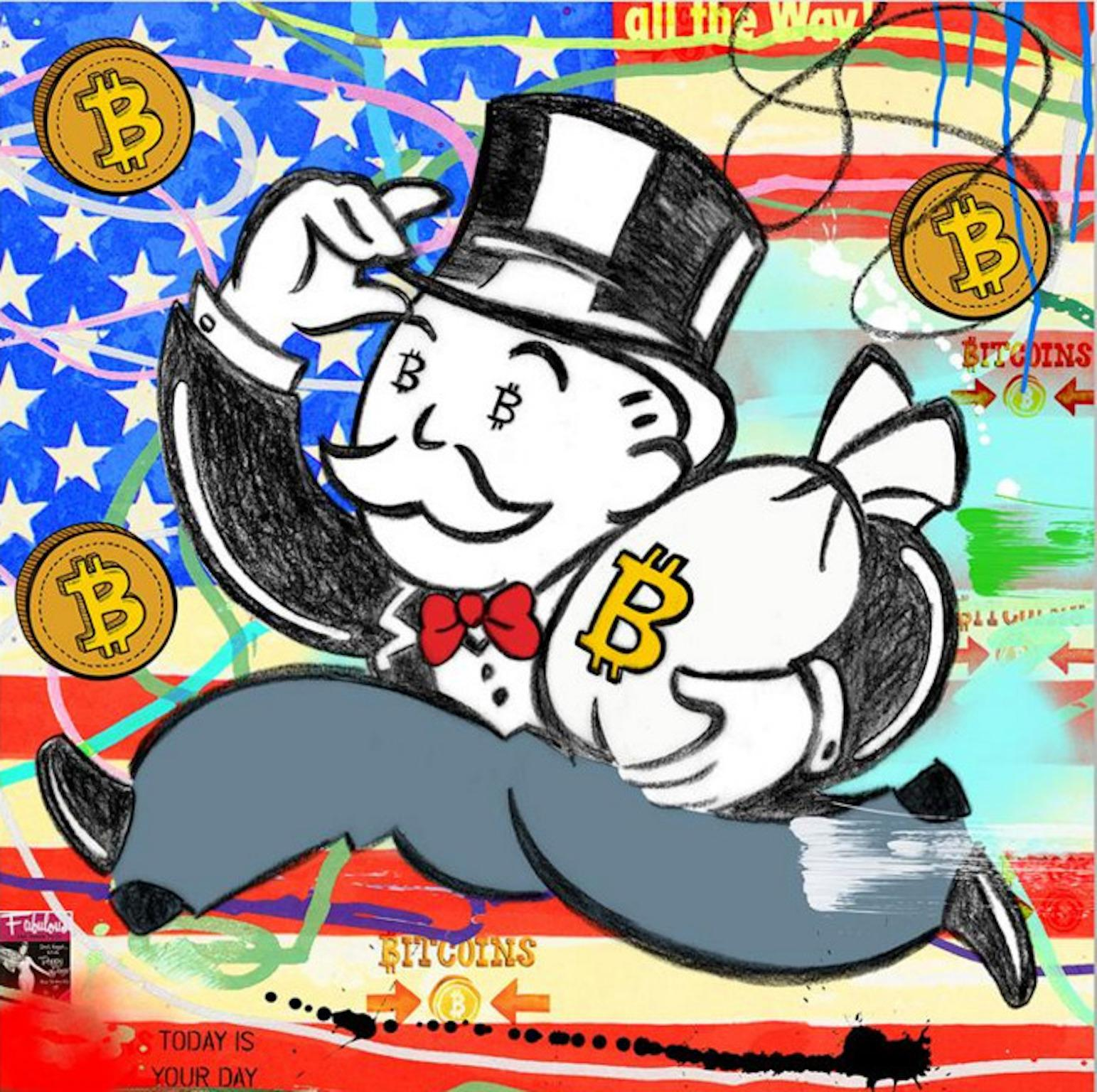Nelson De La Nuez, Bitcoin: Take the Crypto & Run