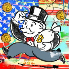 Nelson De La Nuez, Bitcoin: Take the Money & Run