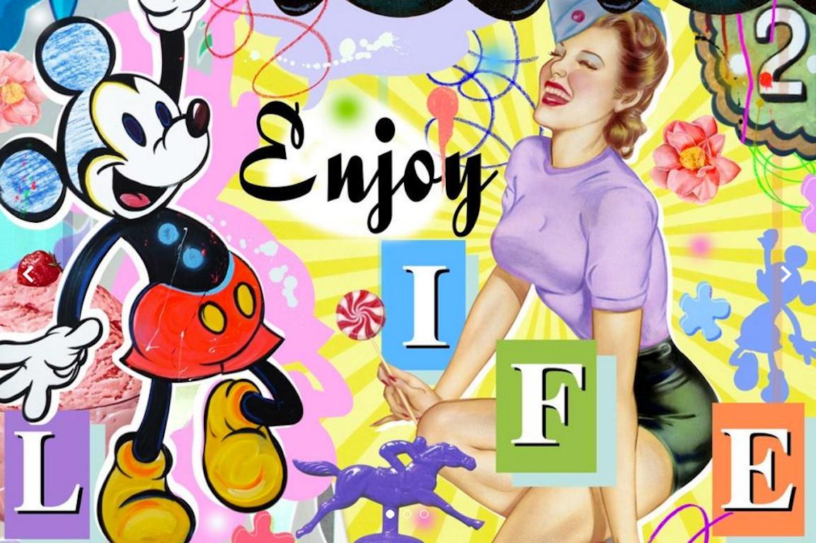 Nelson De La Nuez, Enjoy Life