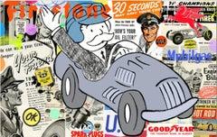 Nelson De La Nuez, Iconic Racer