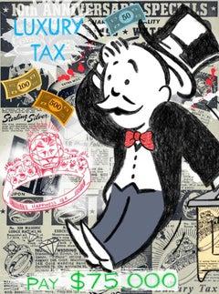 Nelson De La Nuez, Luxury Tax