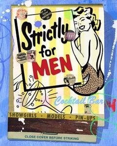 Nelson De La Nuez, Strictly For Men