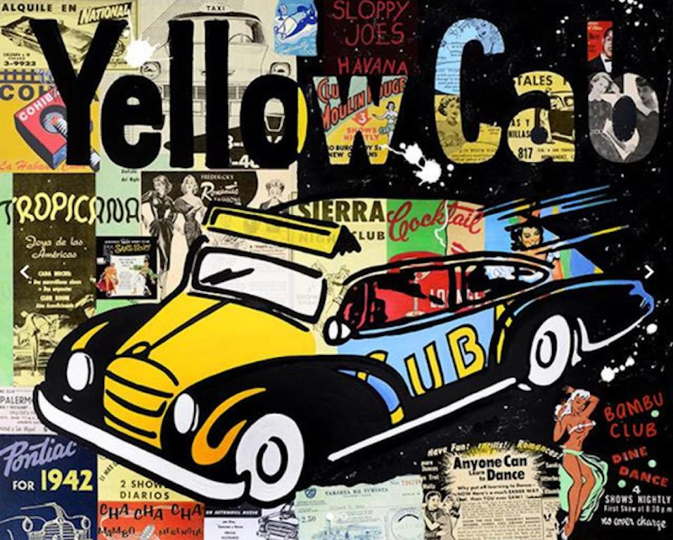 Nelson De La Nuez, Yellow Cab
