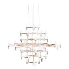 Nemo Crown Magnum Dimmable Pendant Chandeliers by Jehs + Laub