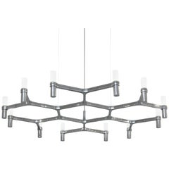 Nemo Crown Plana Minor Dimmable Pendant Chandeliers by Jehs + Laub