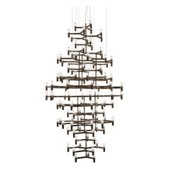 Nemo Crown Royal Dimmable Pendant Chandeliers by Jehs + Laub