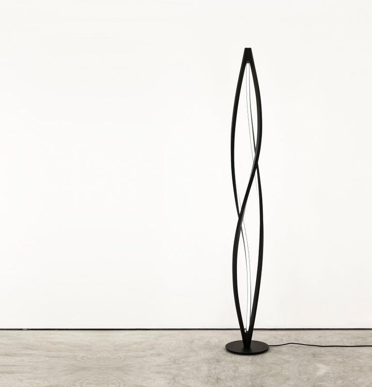 Nemo In The Wind Floor Dimmable Lamp LED 3000K by Arihiro Miyake For Sale 6