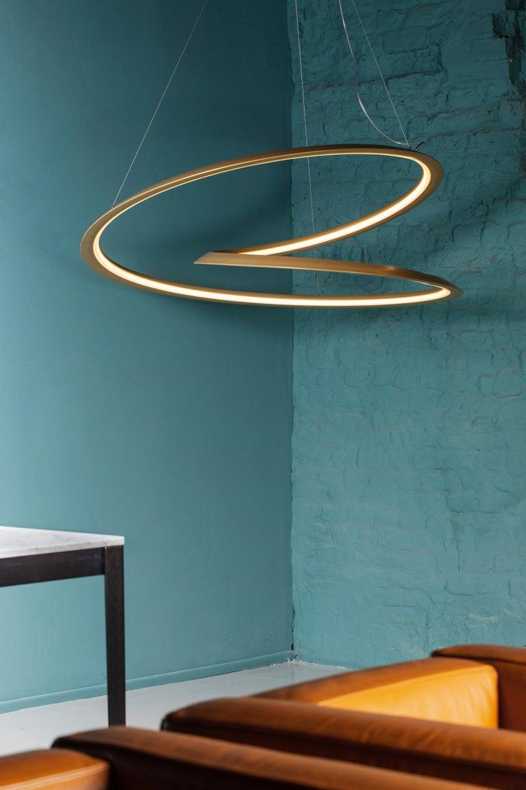 Nemo Kepler Downlight LED 2700K Dimmable Pendant Lamp by Arihiro Miyake For Sale 4