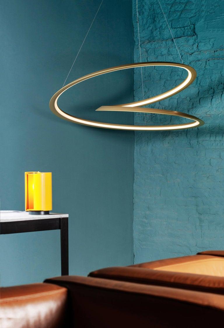 Nemo Kepler Downlight LED 2700K Dimmable Pendant Lamp by Arihiro Miyake For Sale 5