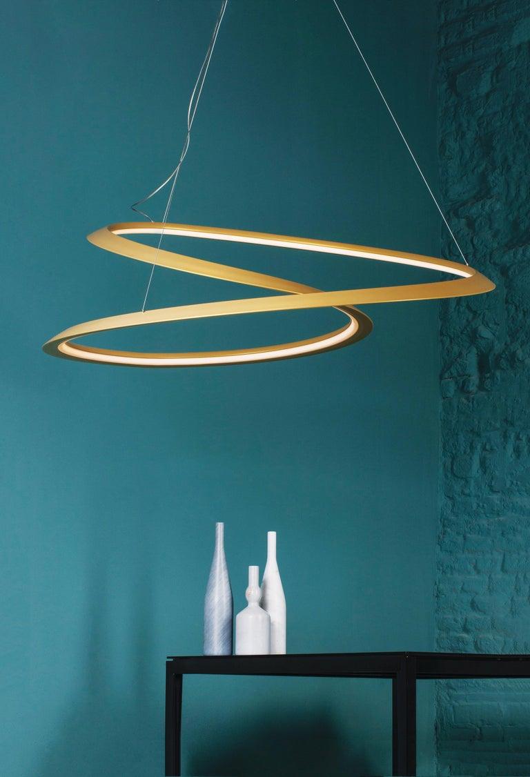 Nemo Kepler Downlight LED 2700K Dimmable Pendant Lamp by Arihiro Miyake For Sale 6