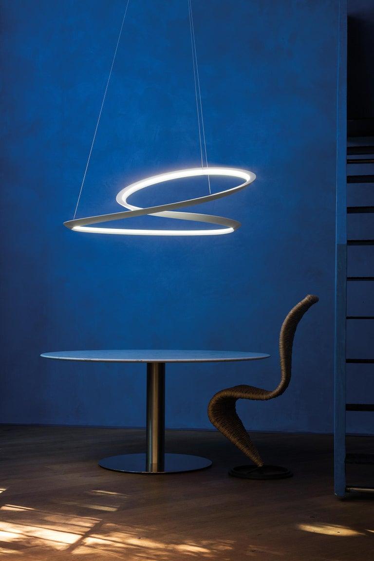 Nemo Kepler Uplight LED 3000K Dimmable Pendant Lamp by Arihiro Miyake For Sale 4