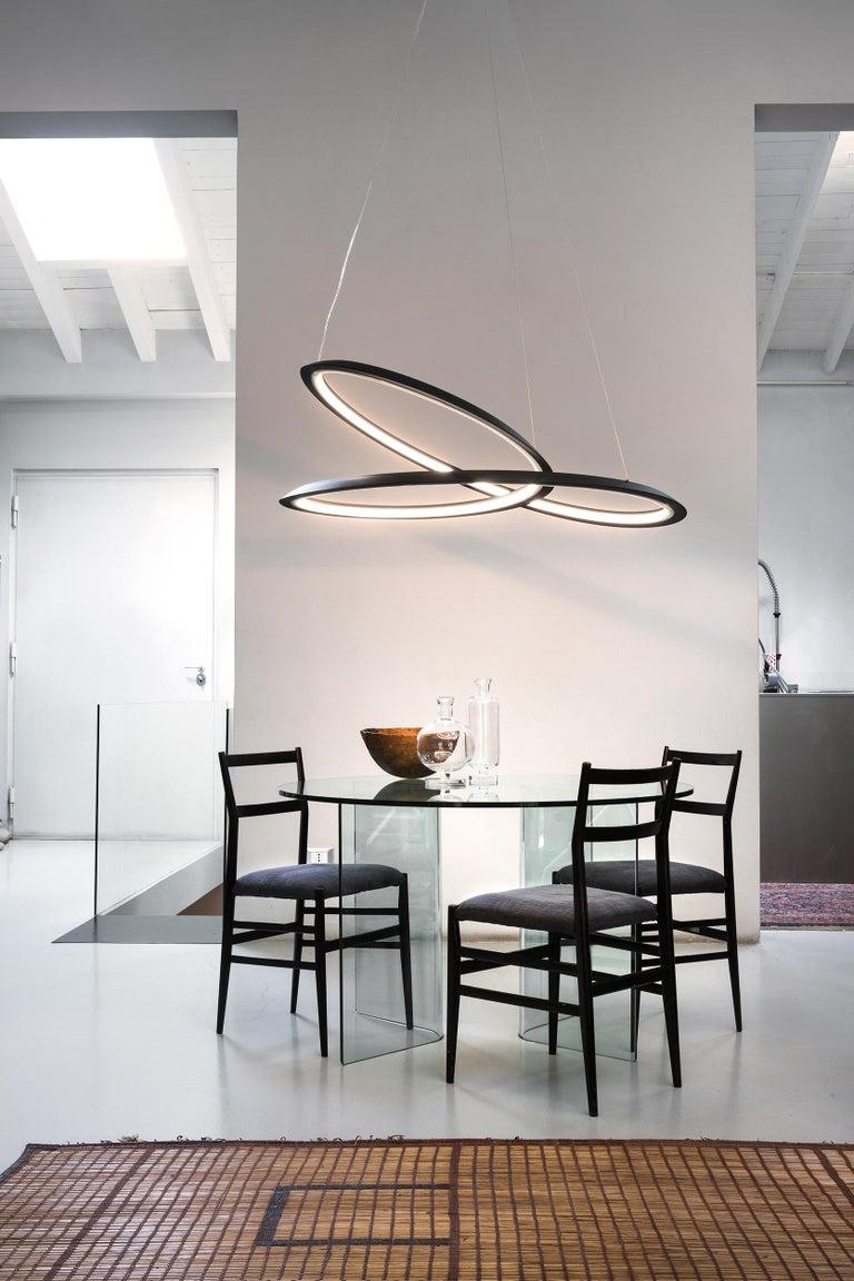 Nemo Kepler Uplight LED 3000K Dimmable Pendant Lamp by Arihiro Miyake For Sale 1