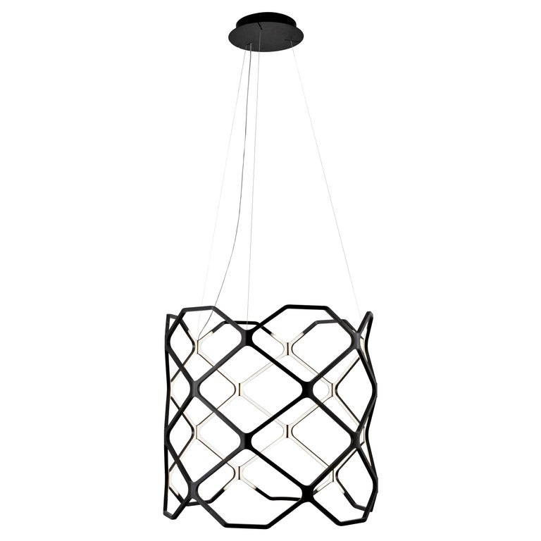 For Sale: Black Nemo Titia Dimmable Lamp by Arihiro Miyake