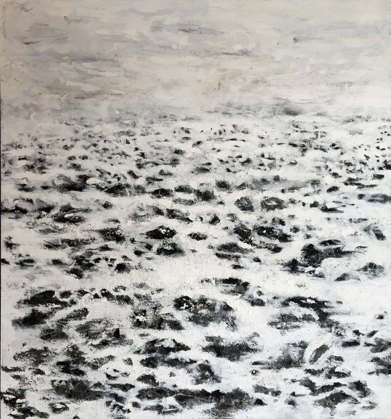 White Series II - Mixed Media Art by Nenad Zaric